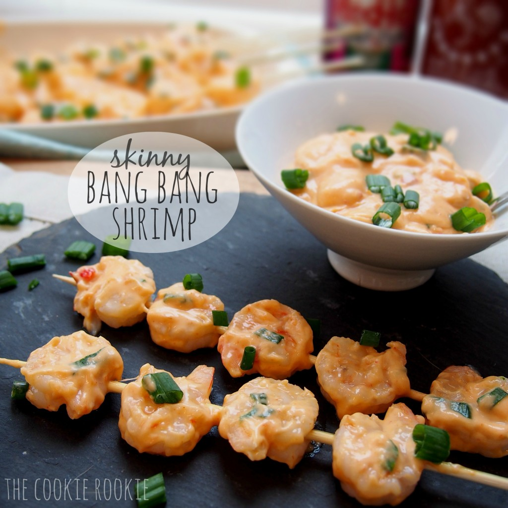 Bang Bang Shrimp via The Cookie Rookie