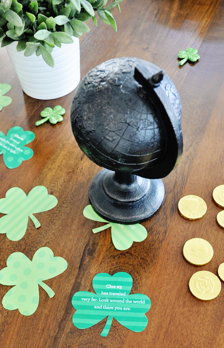 St. Patrick's Day Printable Scavenger Hunt