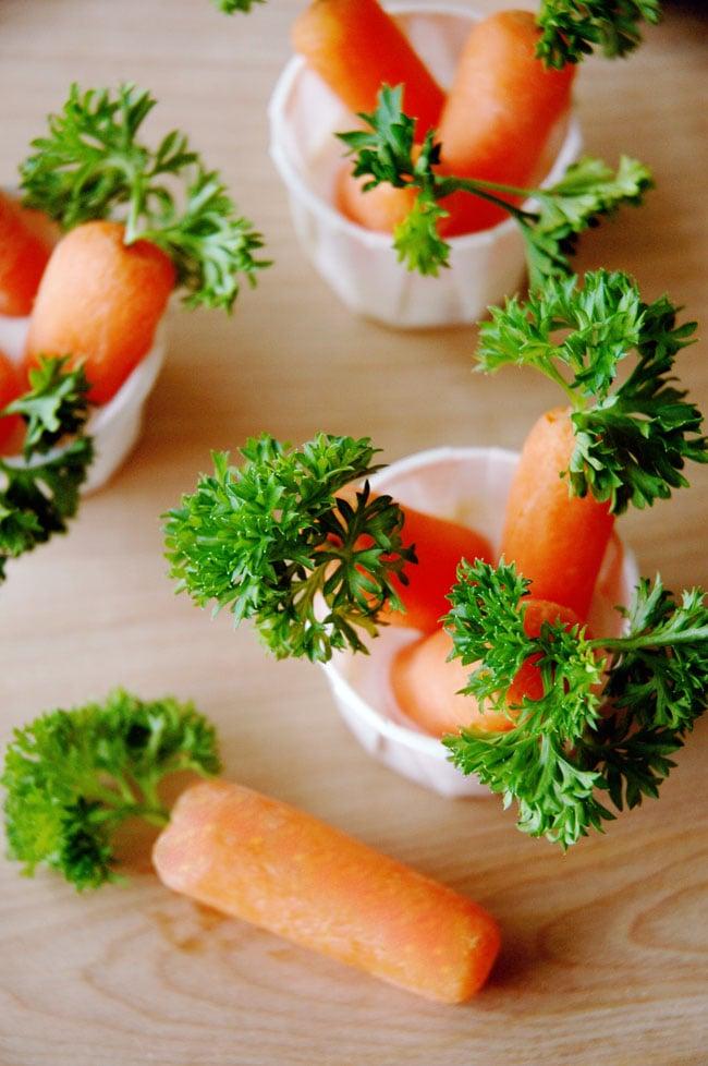 Diy mini spring carrots 6253