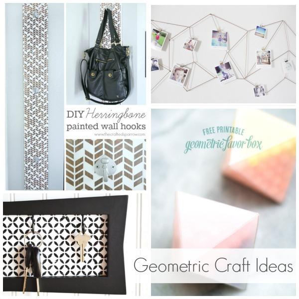 Geometric Craft Ideas
