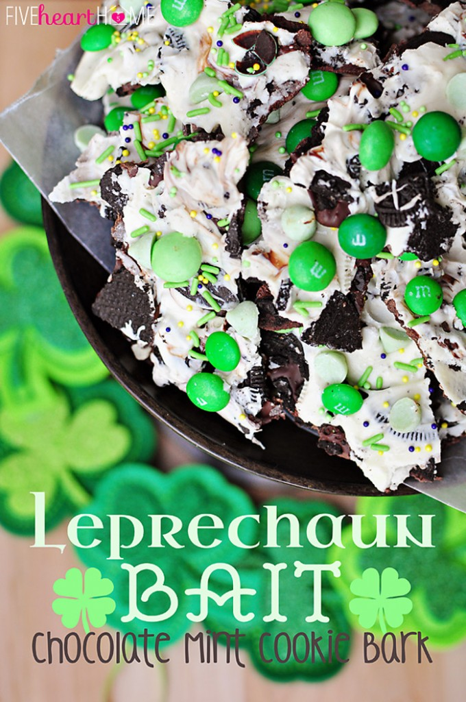 Leprechaun Bait via Five Heart Home