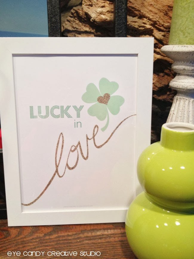 Lucky in Love via Eye Candy Creative