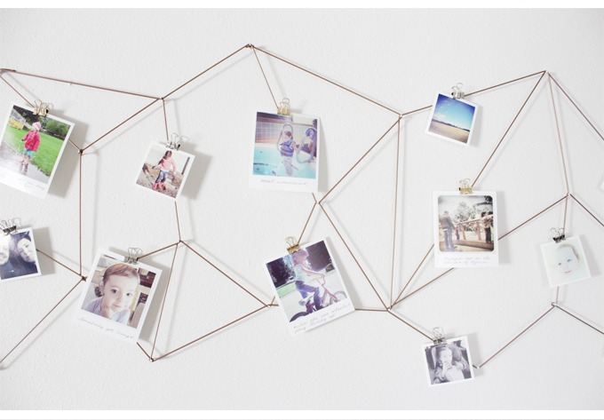Geometric Photo Display via The Caldwell Project