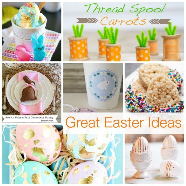 Show + Tell: Great Easter Ideas