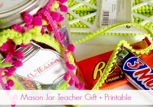 Mason jar teacher gift h
