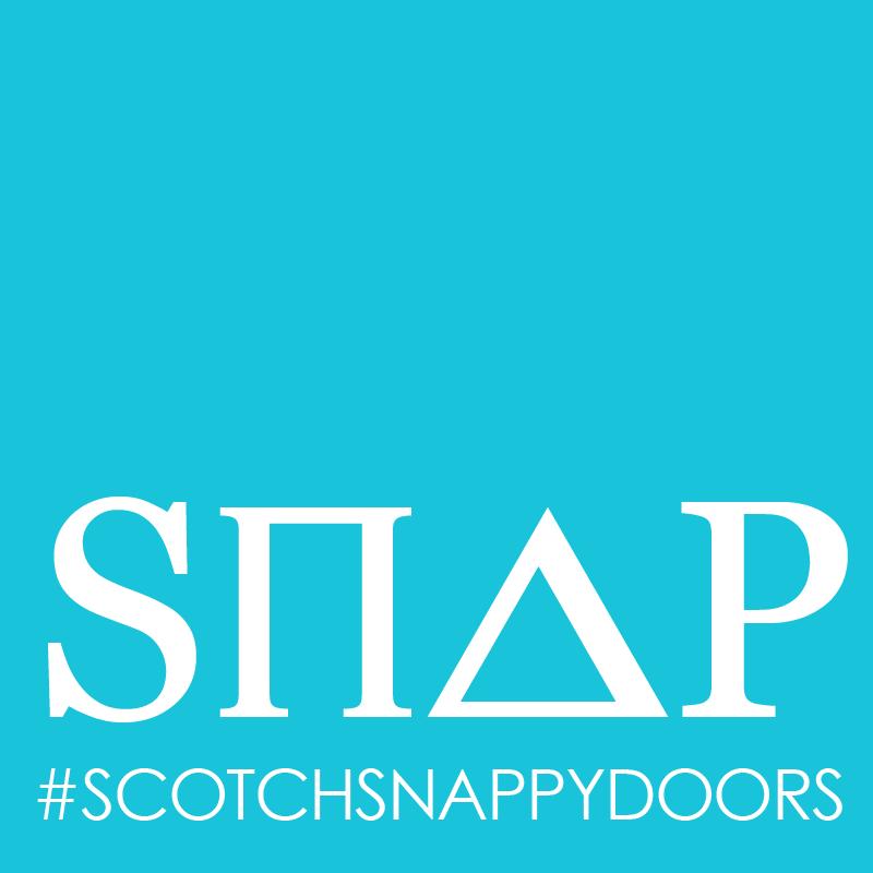 Snap Door Decorating