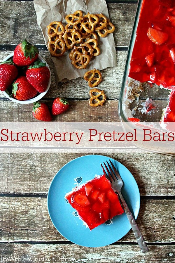 Strawberry-Pretzel-Bars