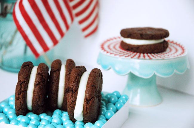 How To Make Whoopie Pies With White Cake Mix