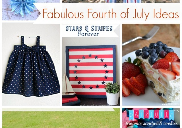 Show + Tell: Fourth of July Celebration Ideas