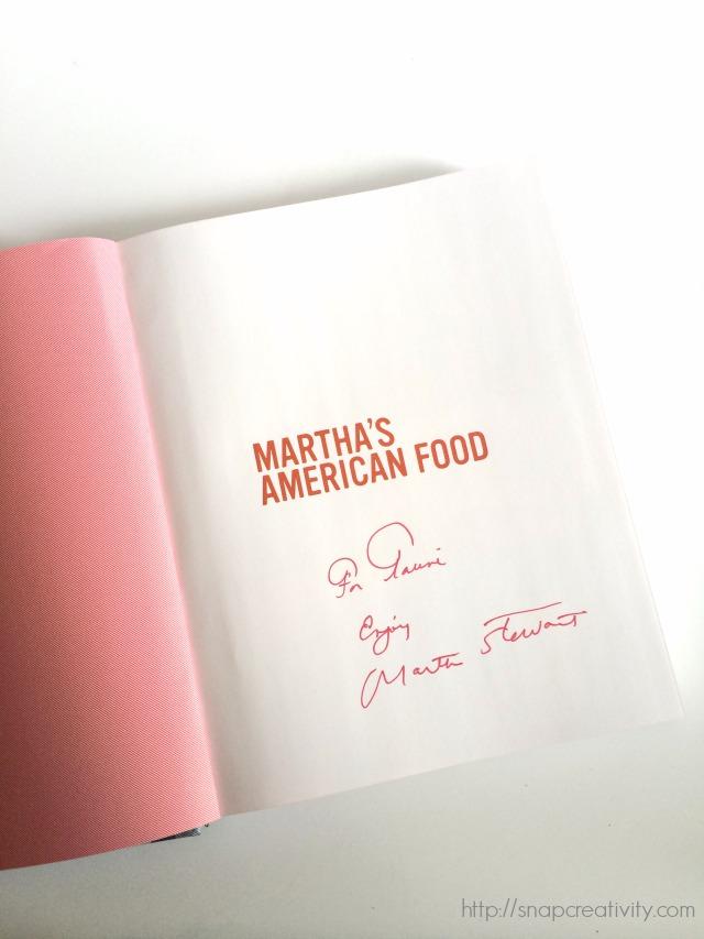 Martha Stewart Macy's Book Signing Salt Lake City