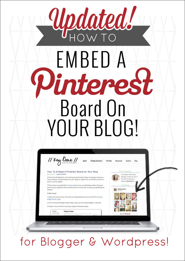 How to Embed a Pinterest Board on Your Blog via @snapconf #Pinterest #PinterestTips #BloggingTips