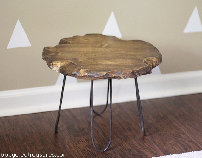 diy-small-rustic-stool-with-diy-hairpin-style-legs-upcycledtreasures