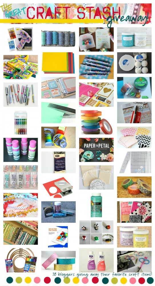 craft stash giveaway