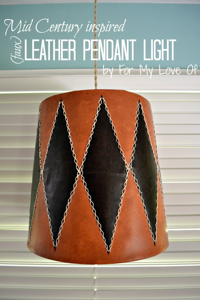 Mid-Century-Inspired-faux-leather-pendant-light-by-For-My-Love-Of