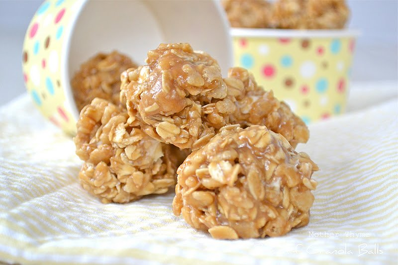 Bischoff Granola Bars Recipe. These are great for busy fall mornings or as a snack.