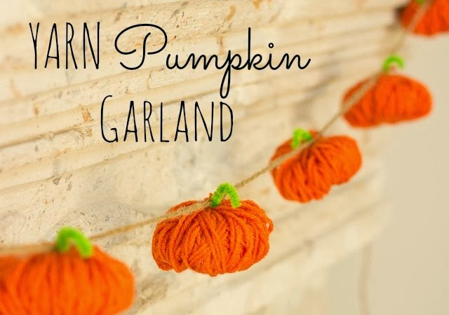 15 Pumpkin Crafts We'd Love to Make