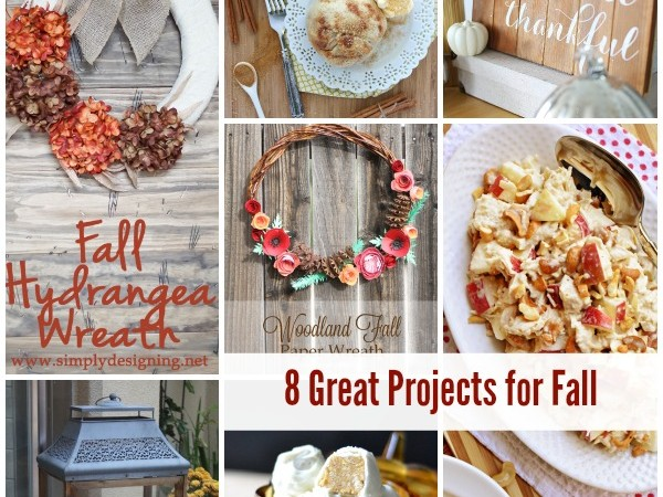 Show + Tell No. 138: Eight Great Fall Projects
