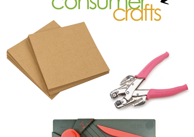 Consumer Crafts: A Crafter's Best Friend