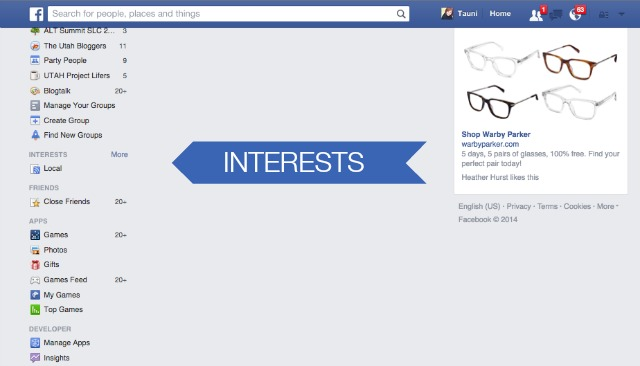 How to see everything you want on Facebook with Interest Lists.