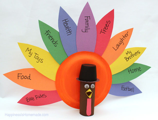 Thanksgiving crafts kids of all ages will love tauni co for November arts and crafts for daycare