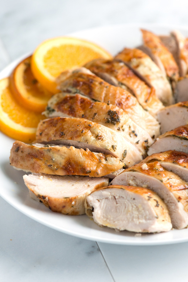 Recipes with turkey breast