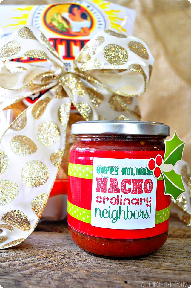 chips and salsa gift idea