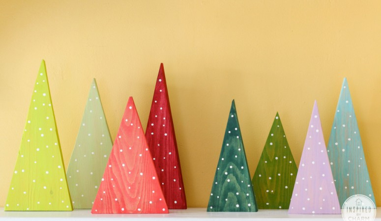 14 Favorite Christmas Tree Crafts