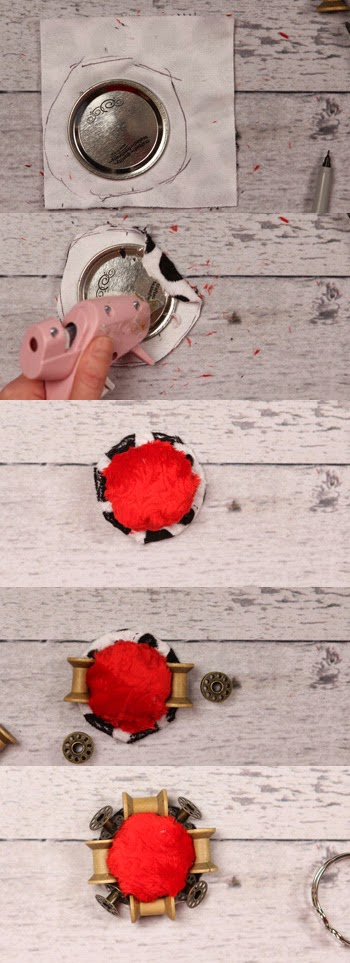 Bracelet Pincushion Tutorial