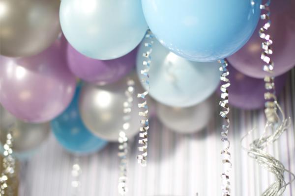 balloon false ceiling