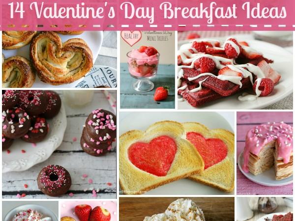 14 Valentine's Day Breakfast Ideas