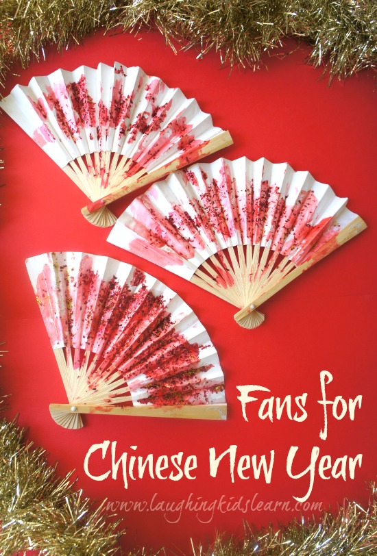 fans for chinese new year