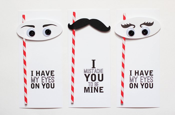 photo prop valentines