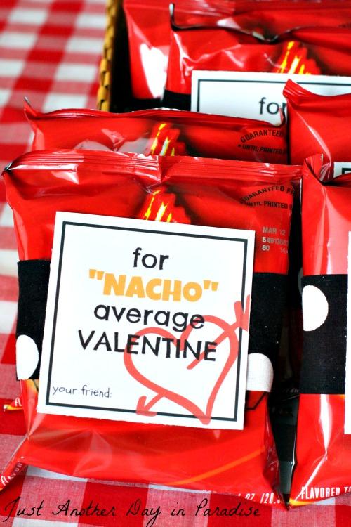 nacho valentines