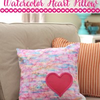 WatercolorHeartPillowTitle