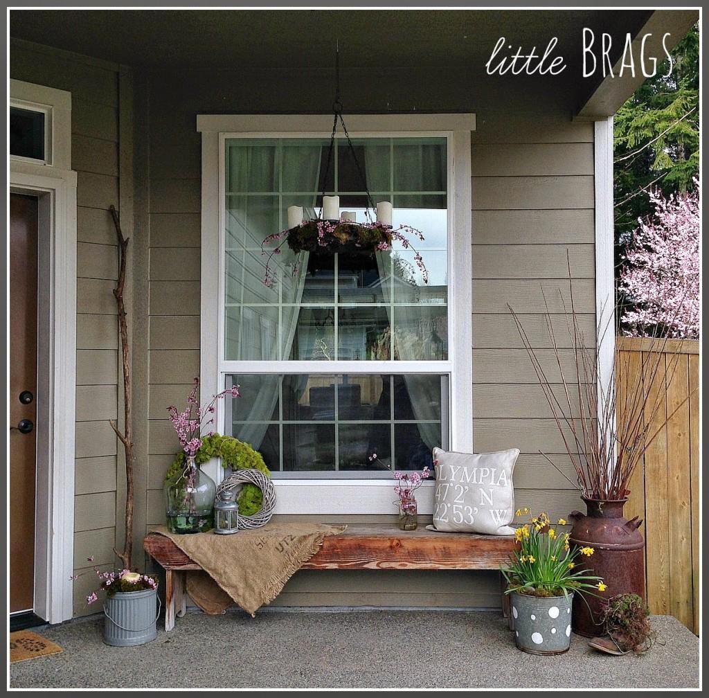 early spring porch ideas