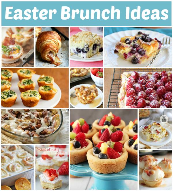 Tasty Easter Brunch Ideas via Snap Creativity