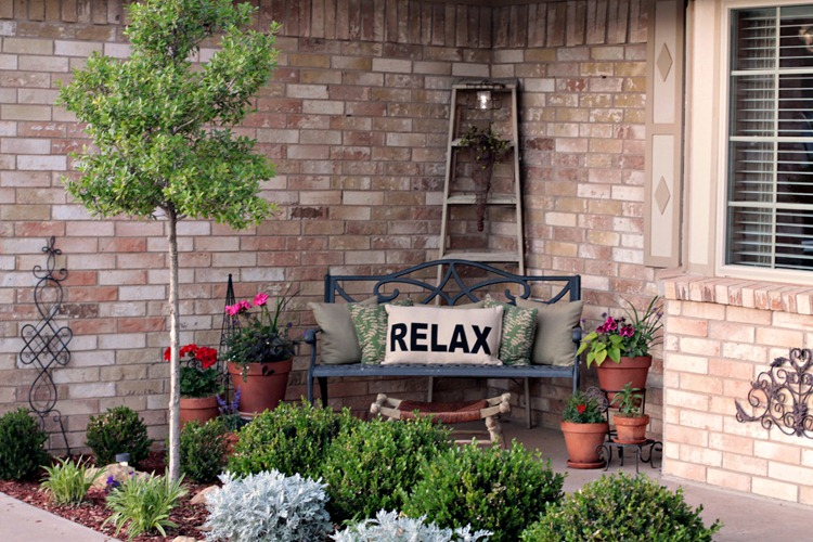 Spring Porch Decorating Ideas Tauni Co