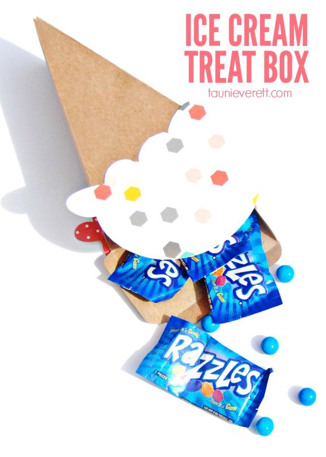 Ice Cream Treat Box 4