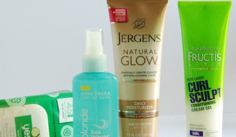 Five Tried + True Drugstore Beauty Products for Summer