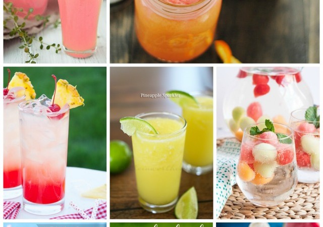 10 Delicious Drinks for Summer