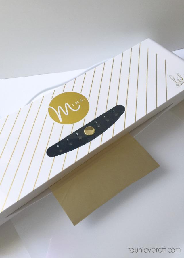 Heidi Swapp Minc Gold Foil Machine.