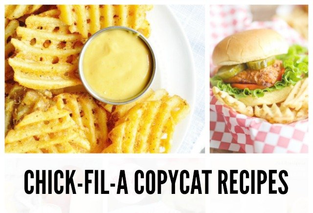 Chick-fil-A Copycat Recipes