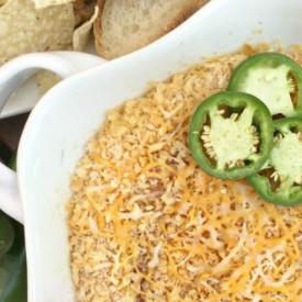 Jalapeno popper dip recipe feature