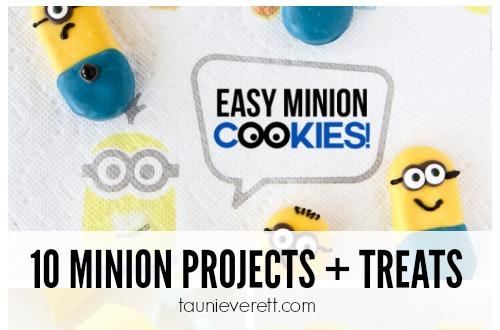 10 of the Best Minion Projects and Treats
