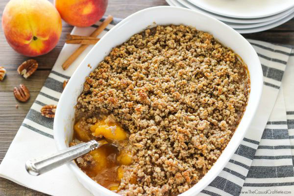 Lighten-Up-Peach-Crisp-
