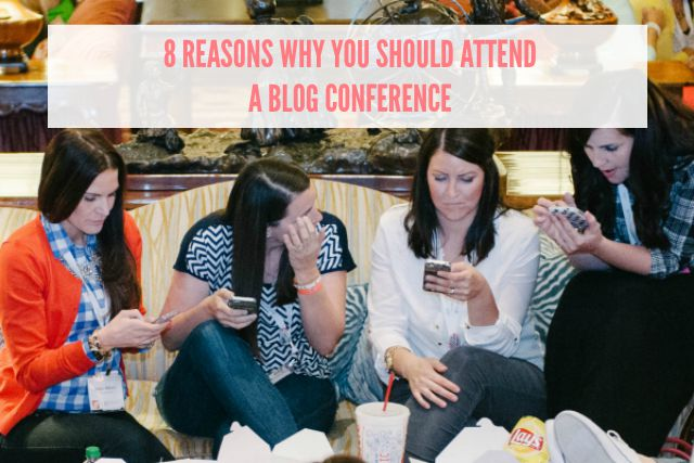 8 Reasons Why You Should Attend a Conference