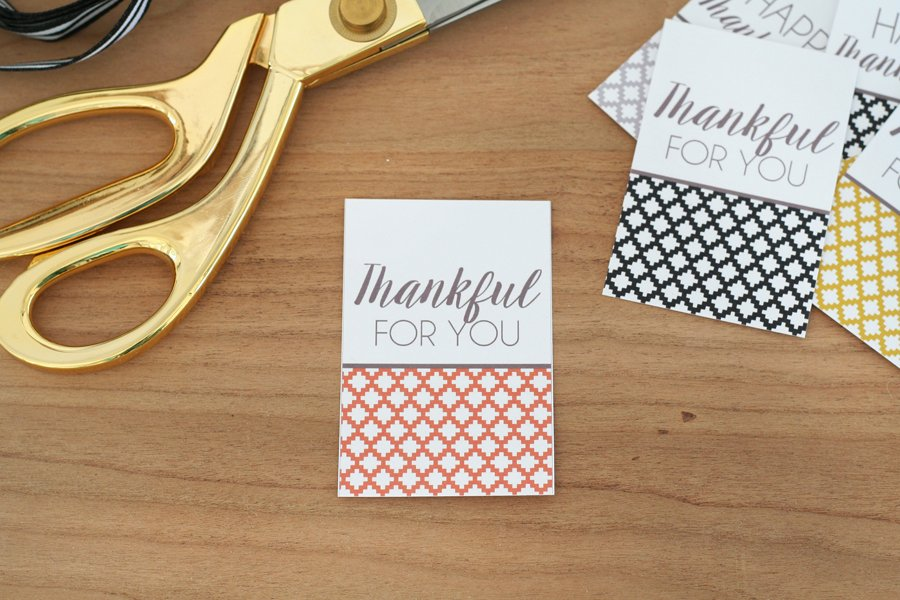 Fall Printable Treat Tags 5