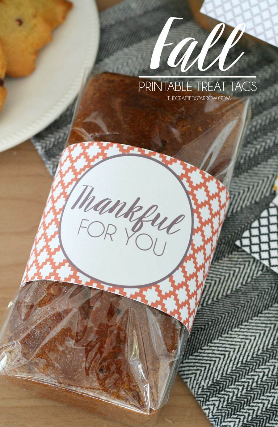 Free Fall Printable Treat Tags