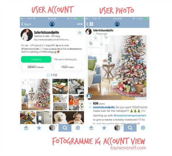 How to manage multiple Instagram accounts. This is a game changer for bloggers and social media managers!