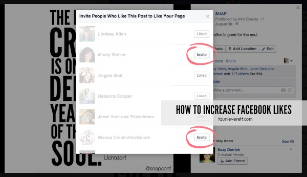 How to Increase Facebook Page Likes for Free!